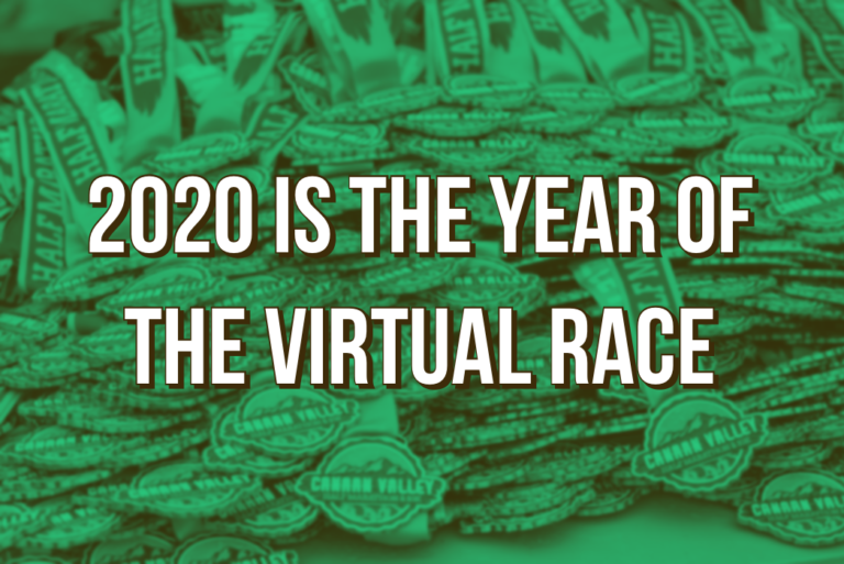 2020 is the Year of the Virtual Race