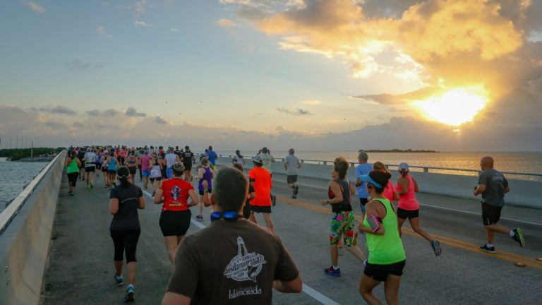 The Islamorada Half Marathon a beautiful destination race in the Florida Keys
