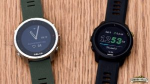 Polar Grit X vs Garmin 745 Review