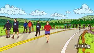 Beginners Guide to a 5K with everything from Good Finish Times to training a race tips.
